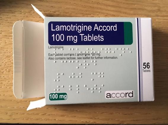 Lamotrigine box