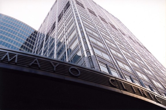 Mayo Clinic Building