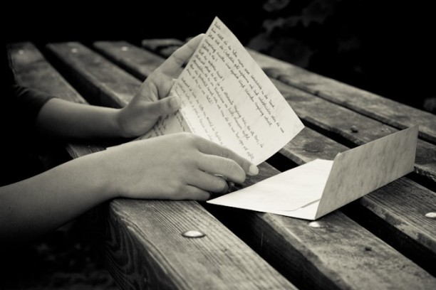 Reading a Letter