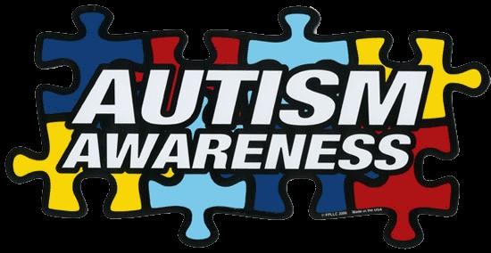 Autism Awareness Jigsaw Pieces