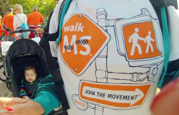 Multiple Sclerosis Charity Walk