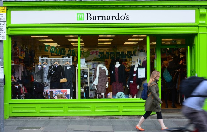 Barnardo's Store