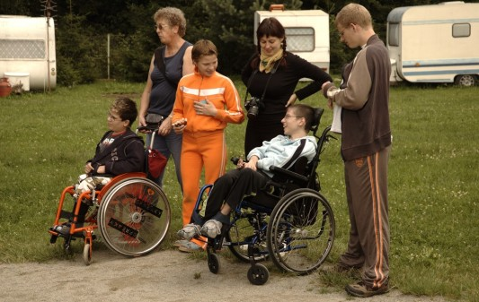 Disabled Children with Physical Disabilities