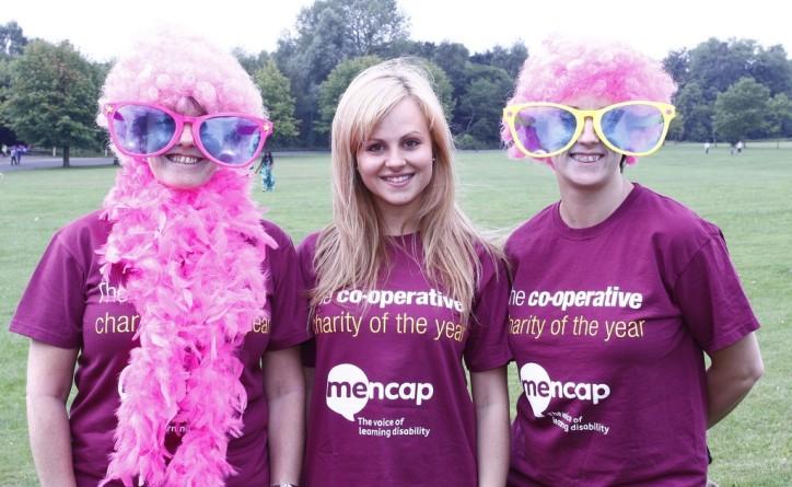Mencap Charity Workers