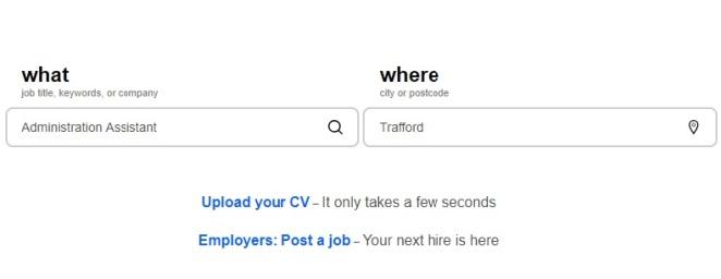 Online Job Search Utility