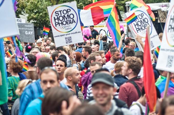 Homophobia Campaign