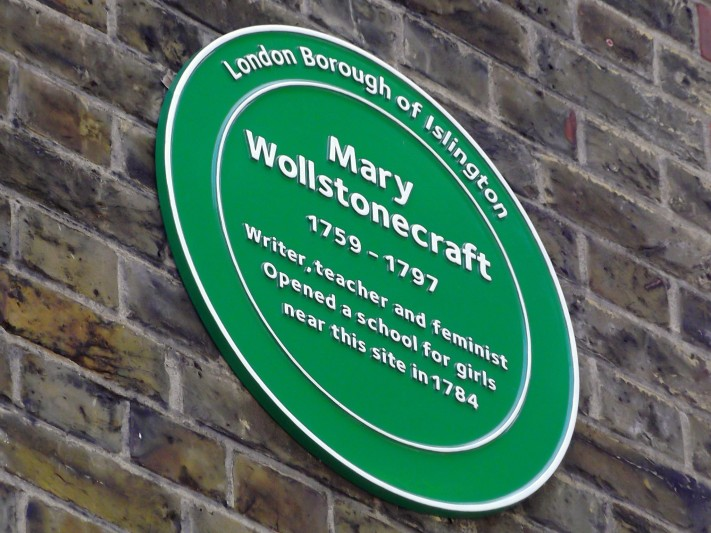 Mary Wollstonecraft Memorial