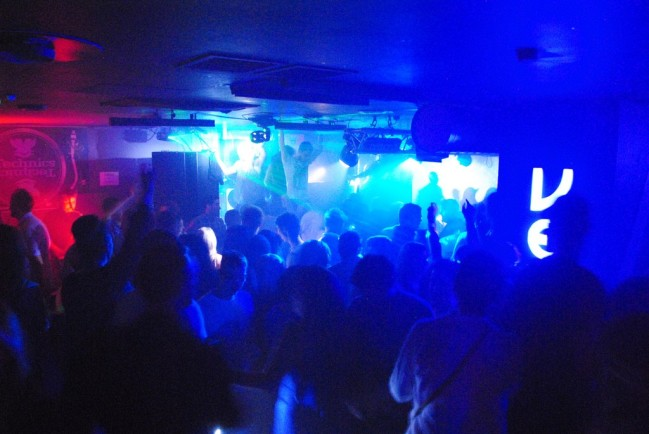 Manchester Nightclub
