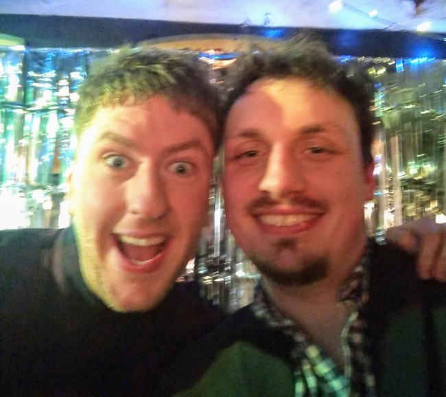 Nick and Joe 30th Bday Party Picture